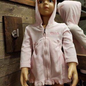 Pink Jacket Hoodie 18 Mo Keneth Cole Zip Jacket